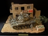 Israeli M60A1 Middle East Diorama